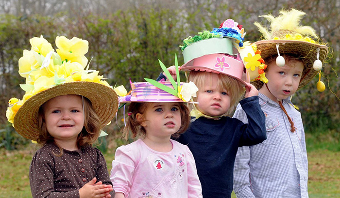 5 Diy Easter Bonnet Ideas And How To Make An Easter Bonnet