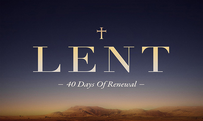 Image result for lent 40 days