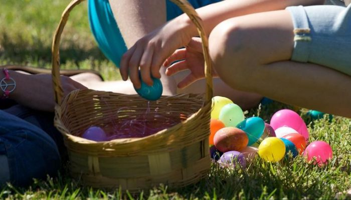 Easter Eggs Colouring