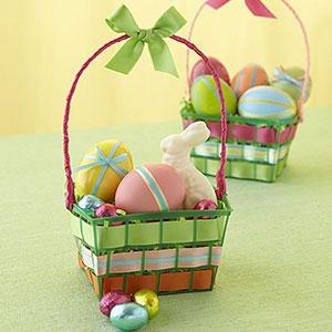 Egg Easter Basket