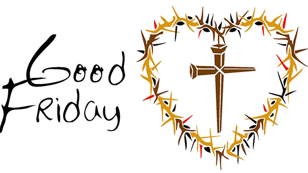 Good Friday before Easter