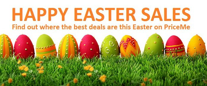 Happy Easter Sales