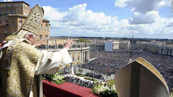 Easter in Vatican City
