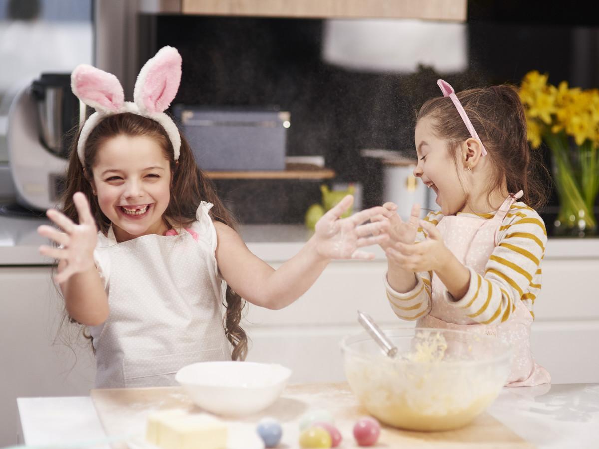 Easter knock-knock jokes