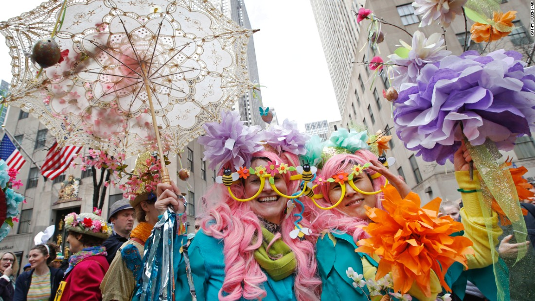 Easter Parade in New York for 2019
