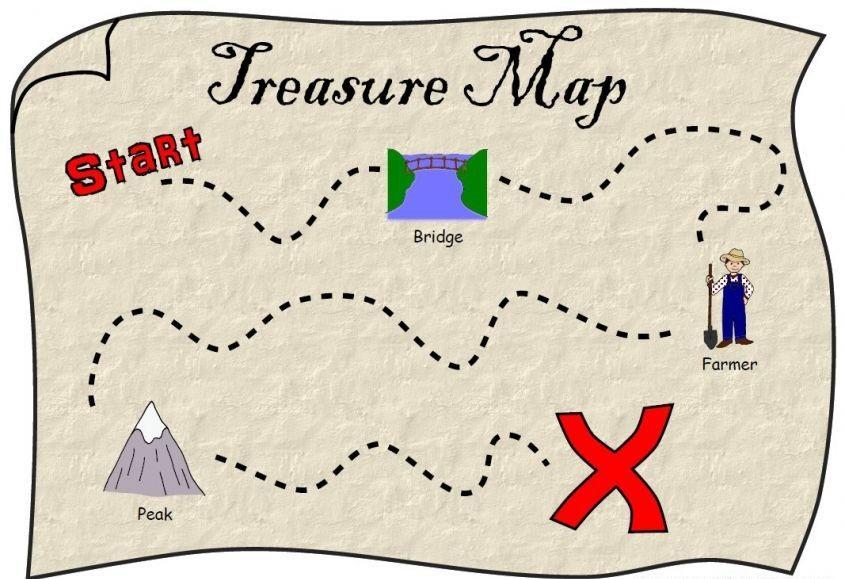 Map Hunt